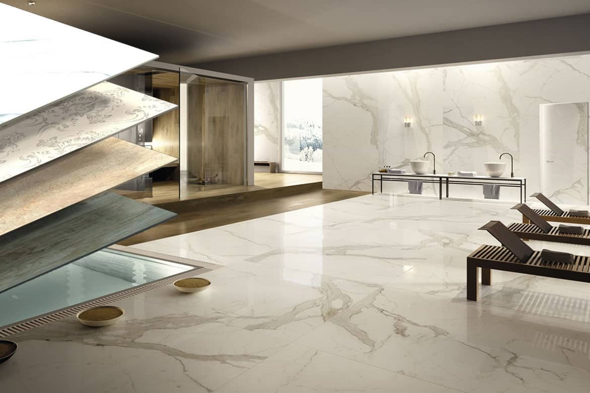 What Is Thin Porcelain Tile Lw Stone